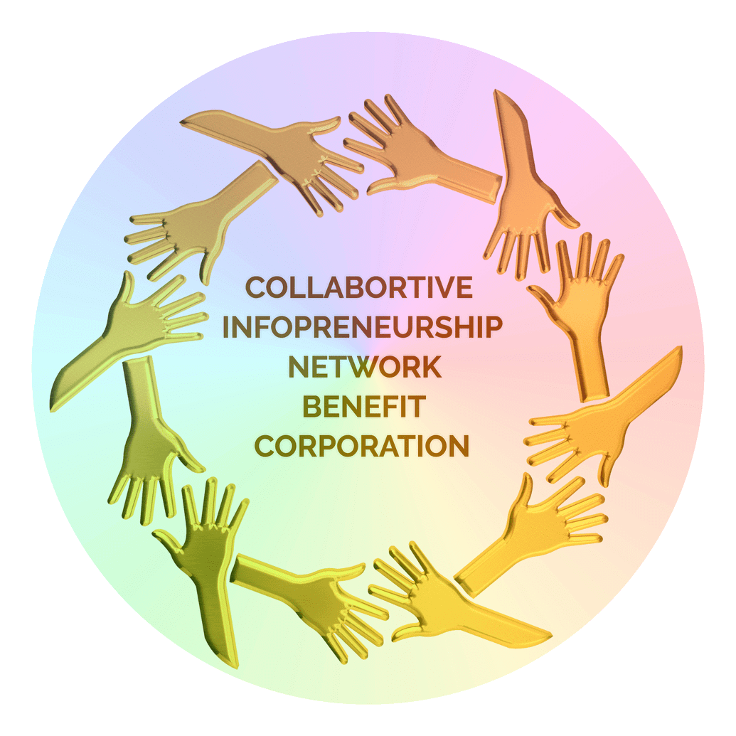 Collaborative Infopreneurship Network Logo - Strategic Marketecture