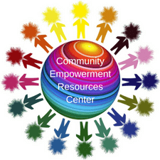 Community Empowerment Resources Center Logo - Acres of Diamonds in the Rough