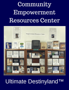 Community Empowerment Resources Center - Strategic Marketecture