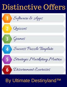 Distinctive Offers - Strategic Marketecture