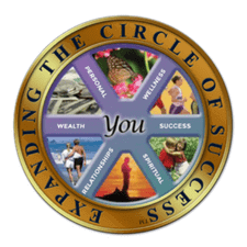 Expanding The Circle of Success Logo - Acres of Diamonds in the Rough