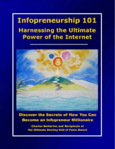 Infopreneurship 101 - Strategic Marketecture