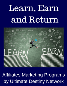 Learn, Earn and Return - Strategic Marketecture