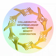 Collaborative Infopreneurship Network Logo - Acres of Diamonds in the Rough