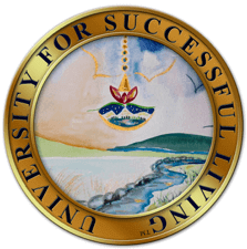University for Successful Living Logo - Acres of Diamonds in the Rough