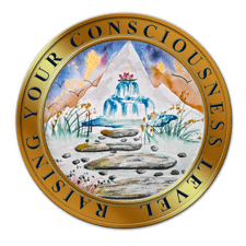 Raising Your Consciousness Level Logo - Acres of Diamonds in the Rough