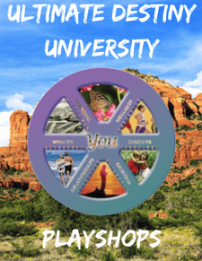 Ultimate Destiny University Playshops - Strategic Marketecture