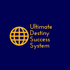 Ultimate Destiny Success System Logo - Acres of Diamonds in the Rough