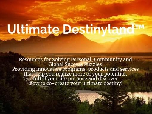 Ultimate Destinyland™ - Strategic Marketecture